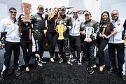 May 2-4, 2014: Laguna Seca Raceway. Podium for round 3 at Laguna secs.