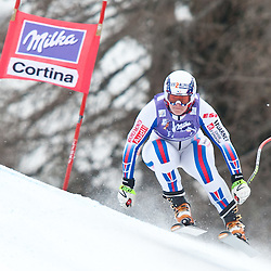 20110120: ITA, FIS World Cup Ski Alpin, Ladies Downhill, Cortina d'Ampezzo