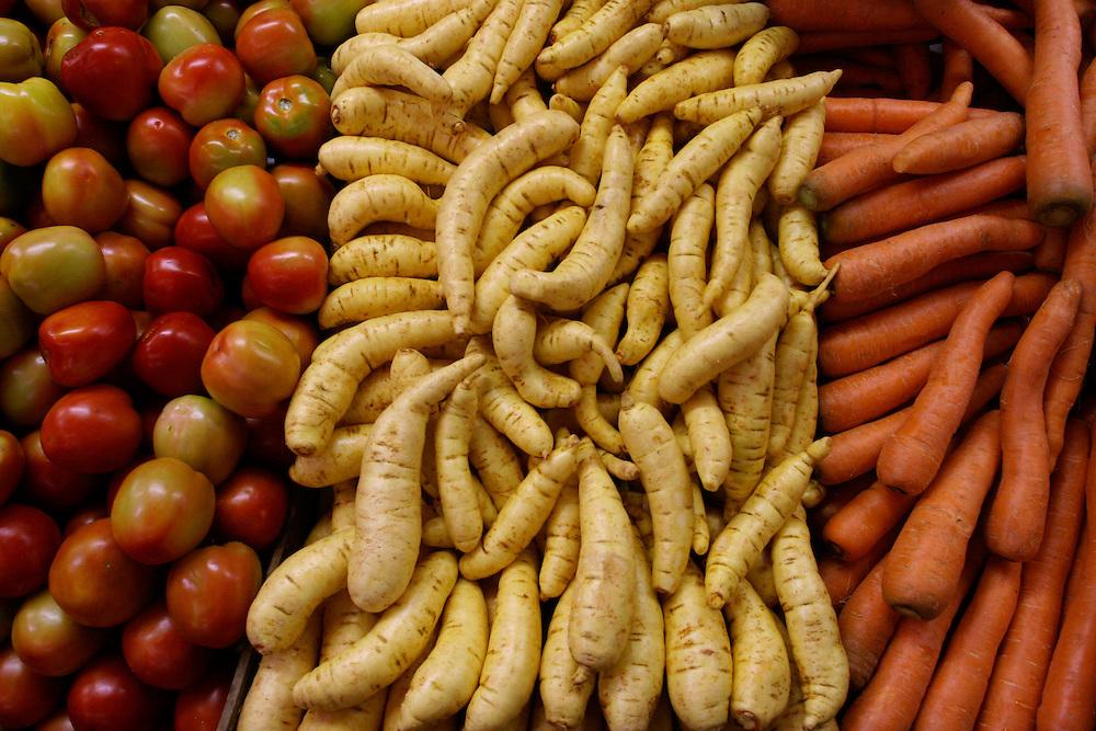 Belo Horizonte_MG, Brasil...Detalhe de legumes no Mercado Central...Detail of vegetables in the Mercado Central...Foto: LEO DRUMOND / NITRO