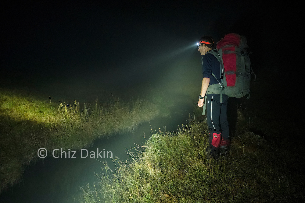 A headtorch can be essential for finding both wild-camping spots and water sources - especially later in the year when daylight is limited!