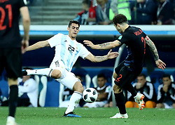 June 21, 2018 - Nizhny Novgorod, Russia - Group D Argentina v Croazia - FIFA World Cup Russia 2018.Paulo Dybala (Argentina)  at Nizhny Novgorod Stadium, Russia on June 21, 2018. (Credit Image: © Matteo Ciambelli/NurPhoto via ZUMA Press)