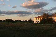 ' Abandoned building at Floyd Bennett Field '