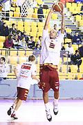 DESCRIZIONE : Roma Campionato Lega A 2013-14 Acea Virtus Roma Umana Reyer Venezia<br /> GIOCATORE : Andre Smith<br /> CATEGORIA : tiro<br /> SQUADRA : Umana Reyer Venezia<br /> EVENTO : Campionato Lega A 2013-2014<br /> GARA : Acea Virtus Roma Umana Reyer Venezia<br /> DATA : 05/01/2014<br /> SPORT : Pallacanestro<br /> AUTORE : Agenzia Ciamillo-Castoria/M.Simoni<br /> Galleria : Lega Basket A 2013-2014<br /> Fotonotizia : Roma Campionato Lega A 2013-14 Acea Virtus Roma Umana Reyer Venezia<br /> Predefinita :