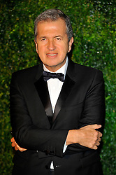 Mario Testino attends the 58th London Evening Standard Theatre Awards in association with Burberry, London, UK, November 25, 2012. Photo by Chris Joseph / i-Images.