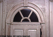 Architectural Detail, Graeme Park, Early American home of Sir William Keith, Montgomery Co., Horsham, PA