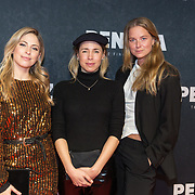 NLD/Amsterdam/20191118 - Filmpremiere Penoza: The Final Chapter, Sarah Chronis en Puck Boerma