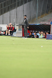 October 3, 2018 - Naples, Italy - Match of ''Champions League'' between SSC Napoli and Liverpool FC. SSC Napoli win over Liverpool 1-0. (Credit Image: © Salvatore Esposito/Pacific Press via ZUMA Wire)