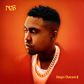 "August 06, 2021 - WORLDWIDE: Nas ""King's Disease II"" Album Release"