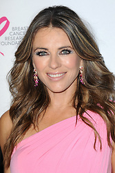 May 12, 2017 - New York, NY, USA - May 12, 2017  New York City..Elizabeth Hurley attending The Breast Cancer Research Foundation's Annual Hot Pink Party on May 12, 2017 in New York City. (Credit Image: © Kristin Callahan/Ace Pictures via ZUMA Press)
