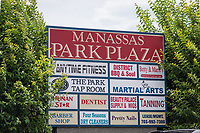 Exterior photo of Manassas Lifestyle in VA by Jeffrey Sauers of Commercial Photographics, Architectural Photo Artistry in Washington DC, Virginia to Florida and PA to New England