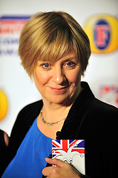 © Licensed to London News Pictures. 16/12/2011. London, England. Victoria Wood attends the Channel 4 British Comedy Awards  in Wembley London .  Photo credit : ALAN ROXBOROUGH/LNP