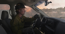 Brendan McDonough (Miles Teller) in Columbia Pictures' ONLY THE BRAVE.