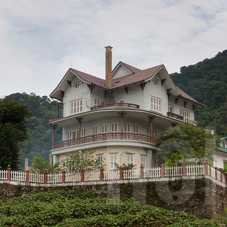 Villa in Tam Dao, Vietnam, Asia
