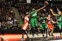 Ahmad NIVINS  - 29.12.2014 - Lyon Villeurbanne / Le Havre - 16e journee Pro A<br />Photo : Jean Paul Thomas / Icon Sport