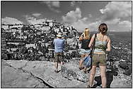 Day Tripper - Gordes France photographed by Paul Williams
