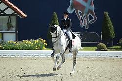 Kirk Thinggaard Agnete, (DEN), Cassio<br /> Qualification Grand Prix Special<br /> Horses & Dreams meets Denmark - Hagen 2016<br /> © Hippo Foto - Stefan Lafrentz