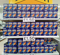 Tescos Southampton almost sells out of  everything  but the good news is they are ready for easter Tescos Southampton almost sells out of everything but the good news is they are ready for easter photo by Michael Palmer
