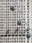 London Eye, London, England. Canon 5d MKii. 1/500 f8 70-200mmL Lens IS.
