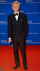 Matthew Modine arrives for the White House Correspondents' Association (WHCA) dinner in Washington, D.C., on Saturday, April 29, 2017 (Photo by Riccardo Savi) *** Please Use Credit from Credit Field ***