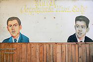 Mural in Pinar del Rio, Cuba.
