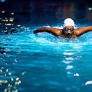 Swimming and Diving by Mitchell Scaglione