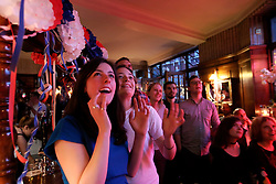 UK ENGLAND LONDON 20JUN16 - England supporters react during a televised UEFA Cup match between England and Slovakia at the Golden Heart pub in Spitalfields, East  London.<br /> <br /> jre/Photo by Jiri Rezac<br /> <br /> © Jiri Rezac 2016