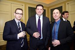 Jim McGrath, Teneo PSG<br /> Kevin Roland,  - Teneo Strategy.<br /> Wayne Raller,  - Amgen