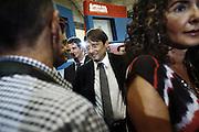 Dario Stefano partecipa alla cerimonia inaugurale della 79esima edizione della Fiera del Levante, Bari 12 settembre 2015. Christian Mantuano / OneShot