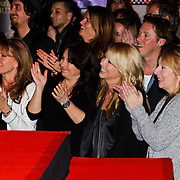 NLD/Amsterdam/20100322 -  Uitreiking Rembrandt Awards 2009, Xenia Kasper, ?, Linda de Mol en Wil Koopman