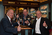 A stimulating Business Diary Date: 29th September to 1st October, Burlington Hotel Dublin – Irish Pubs Global Gathering Event.<br /><br />Pictured at the event- <br />Mark Huton, Fiber Magee's, Dubai, Brendan Raffery, BPR, Irish Pub Furniture and Dave Cattanach, The Irish Village, Dubai, <br />•                     21 Countries represented<br />•                     Over 600 Irish Pub Enterprises from around the world<br />•                     The growth of Craft Beers<br />•                     Industry Experts<br />•                     Bord Bia – an export opportunity<br />•                     Transforming a Wet Pub into a Gastro Pub<br />We love our Irish pubs but we of course have seen an indigineous decline resulting in closures nationwide in recent years.<br />Not such a picture worldwide where the Irish pub is a growing business success story.<br />Hence a global event and webcast in Dublin next week, called Irish Pubs Global Gathering Event  in the Burlington Hotel, Dublin, on September 29 to October 1st,backed by LVA and VFI.<br />Spurred on by The Irish Diaspora Global Forum in Dublin Castle 2 years ago, Irish entrepreneur Enda O Coineen has spearheaded www.irishpubsglobal.com into a global network with 20 chapters around the world and a database of over 4,000 REAL Irish pubs.<br />It promises to be a stimulating conference, with speakers bringing a worldwide perspective to the event. The Irish Pubs Global Gathering Event is a unique networking, learning and social gathering. A dynamic three-day programme bringing together Irish Pub owners & managers from all over the world and will focus on 'The Next Generation' of Irish pubs.<br /> <br />Key Note Speakers available for Interview<br />1.       Paul Mangiamele, CEO Bennigans<br />2.      Dr. Pearse Lyons, CEO ALLTECH<br />3.      Enda O Coineen, President of Irish Pubs Global<br />4.      Kingsley Aikins, CEO of Diaspora Matters<br /> Paul Mangiamele, CEO Bennigans<br />Paul M. Mangiamele is a veteran r
