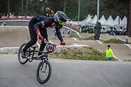 #888 (ROJAS Anna Sara) BOL at Round 6 of the 2018 UCI BMX Superscross World Cup in Zolder, Belgium