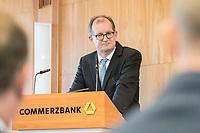 """18 JUN 2018, BERLIN/GERMANY:<br /> Martin Zielke, Vorstandsvorsitzender Commerzbank AG, Veranstaltung Wirtschaftsforum der SPD: """"Finanzplatz Deutschland 2030 - Vision, Strategie, Massnahmen!"""", Haus der Commerzbank<br /> IMAGE: 20180618-01-061"""