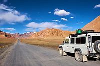 Tadjikistan, Asie centrale, Gorno Badakhshan, Haut Badakhshan, le Pamir, la Haute Route du Pamir // Tajikistan, Central Asia, Gorno Badakhshan, the Pamir, the Pamir highway