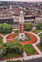 Torre de Los Ingleses & Estacion Retiro