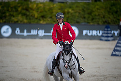 Guery Jerome, BEL, Alicante<br /> Furusiyya FEI Nations Cup Jumping Final - Barcelona 2016<br /> © Hippo Foto - Dirk Caremans<br /> 25/09/16