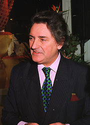 MR WILLIAM TALLON, page to HM The Queen Mother, at a party in London on 13th October 1998.MKT 4