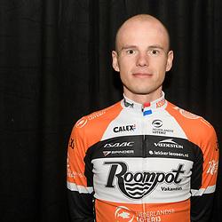 06-01-2017: Wielrennen: Presentatie Team Roompot: Rotterdam<br /> presentatie Team Roompot: Jesper Asselman<br /> 6 daagse Rotterdam 2017