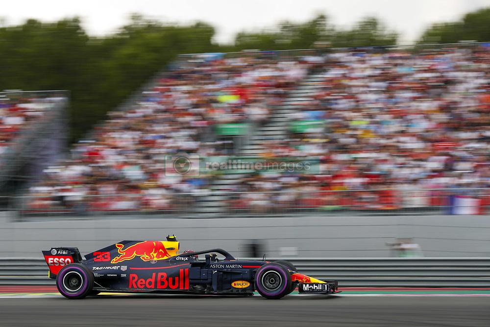 June 23, 2018 - Le Castellet, France - Motorsports: FIA Formula One World Championship 2018, Grand Prix of France, .#33 Max Verstappen (NLD, Aston Martin Red Bull Racing) (Credit Image: © Hoch Zwei via ZUMA Wire)