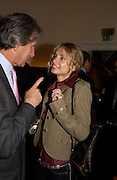 Arnaud Bamberger and Maryam D'Abo. Lunch party for Brooke Shields hosted by charles finch and Patrick Cox. Mortons. Berkeley Sq. 6 July 2005. ONE TIME USE ONLY - DO NOT ARCHIVE  © Copyright Photograph by Dafydd Jones 66 Stockwell Park Rd. London SW9 0DA Tel 020 7733 0108 www.dafjones.com