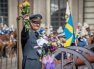 King Carl Gustaf's 71th birthday celebration, Stockholm 30-04-2017
