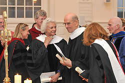 Berkeley Divinity School at Yale Honorary Degrees 2008 Event Photograph