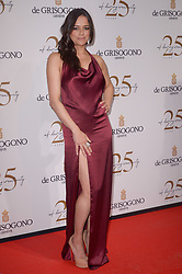 Michelle Rodriguez attending the DeGrisogono party during the 71st Cannes Film Festival in Antibes, France, on May 15, 2018. Photo by Julien Reynaud/APS-Medias/ABACAPRESS.COM