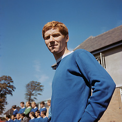 Alan Ball, of Everton Football Club.
