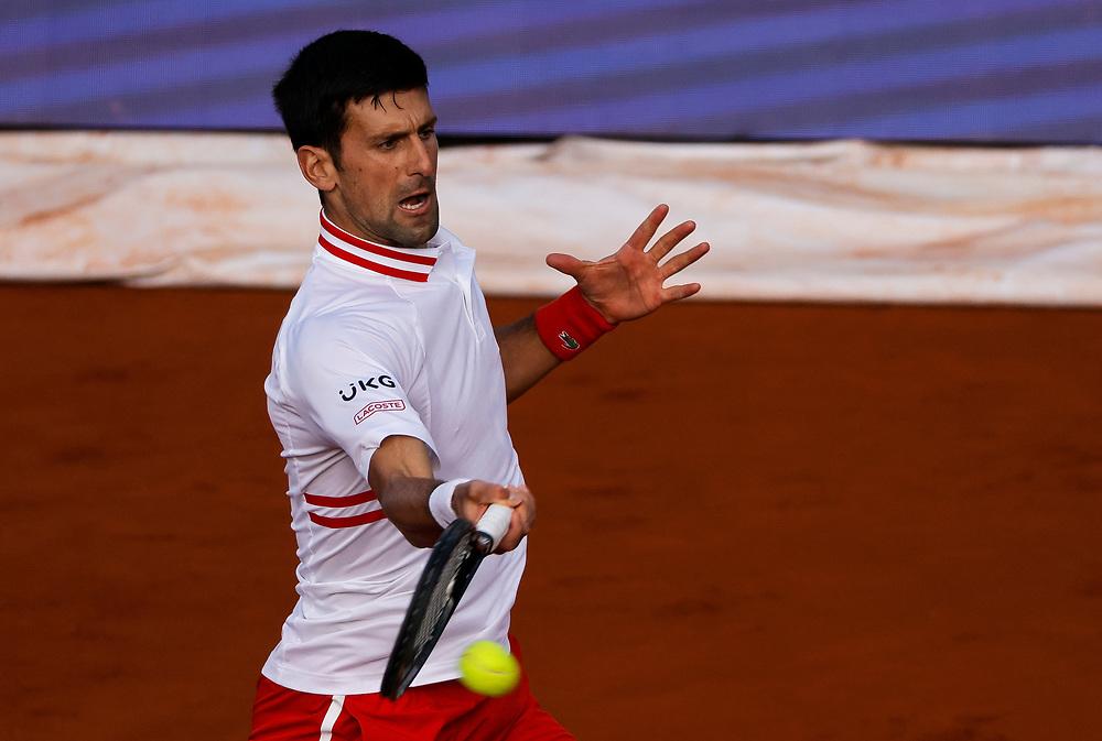 Tennis-ATP Serbia Open Belgrade 2021<br /> Novak Djpkovic v Kwon SooWoo (KOR)<br /> Beograd, 21.04.2021.<br /> foto: Srdjan StevanovicStarsportphoto ©