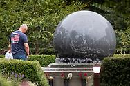 Hamptonburgh, New York - Orange County September 11th Remembrance at Orange County Arboretum on Sept. 11, 2018.