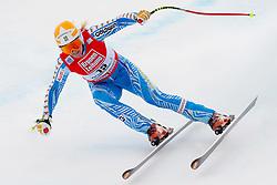 08.01.2012, Weltcupabfahrt Kaernten – Franz Klammer, Bad Kleinkirchheim, AUT, FIS Weltcup Ski Alpin, Damen, Super G, im Bild Jessica Lindell-Vikarby (SWE) // Jessica Lindell-Vikarby of Sweden during ladies Super G at FIS Ski Alpine World Cup at 'Kaernten – Franz Klammer' course in Bad Kleinkirchheim, Austria on 2012/01/08. EXPA Pictures © 2012, PhotoCredit: EXPA/ Johann Groder