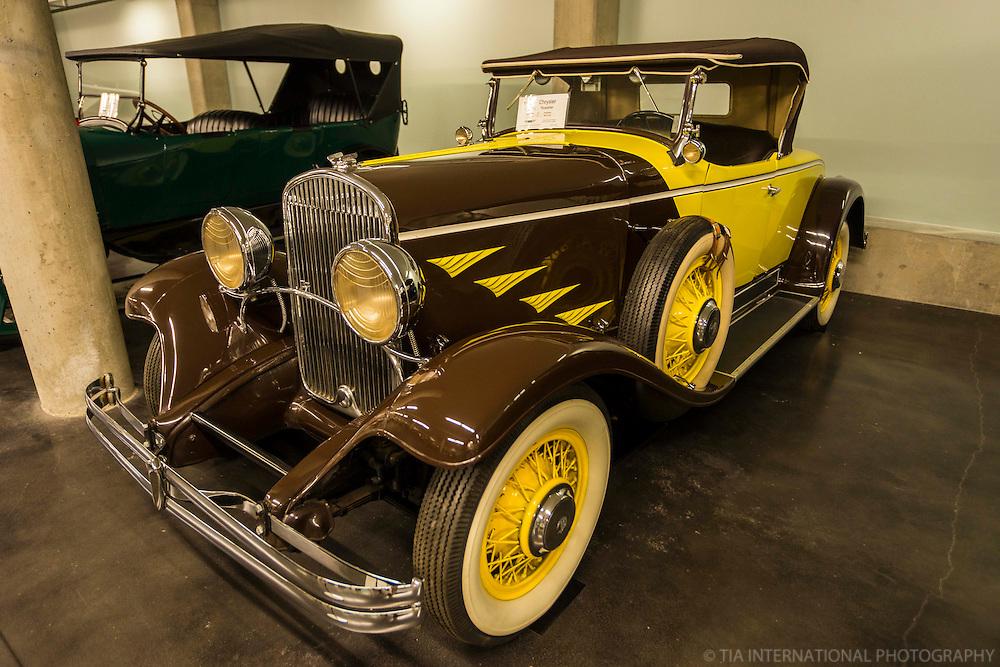 1930 Chrysler Roadster