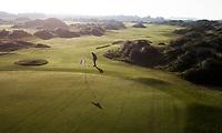TEXEL - De Cocksdorp.  - hole 15.  Golfbaan De Texelse. COPYRIGHT KOEN SUYK