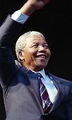 Nelson Mandela à Montréal, 1990