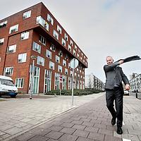 Nederland, Amsterdam , 5 april 2012..Hans van Harten, directeur Amsterdamse Federatie van Woningcorporaties (AFWC).Foto:Jean-Pierre Jans